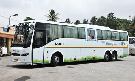 KSRTC Official Website for Online Bus Ticket Booking - KSRTC.in